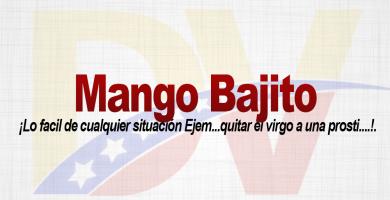 Significado de la expresión Mango Bajito