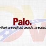 Significado de la palabra Palo.