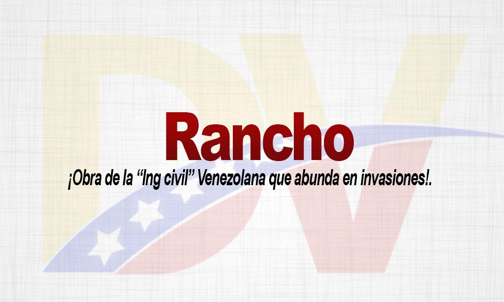 Significado de la palabra Rancho