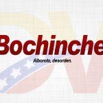 Significado de la palabra Bochinche