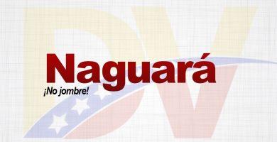 Significado de la palabra Naguará
