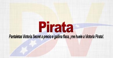 Significado de la palabra Pirata