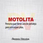 Significado de la palabra Motolita