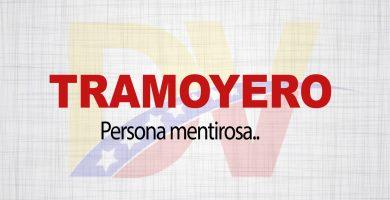 Significado de la palabra Tramoyero